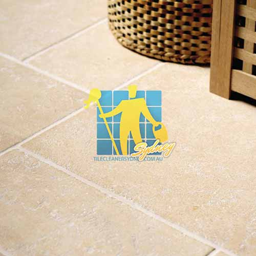 Limestone Floor Tile Cleaning