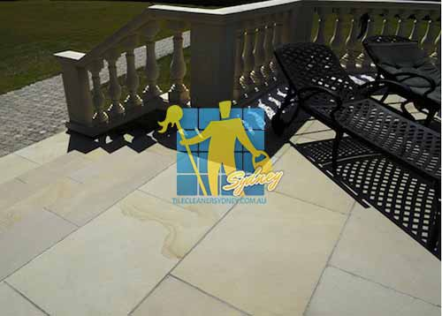 Sandstone Tile Stairs Cleaning Sydney