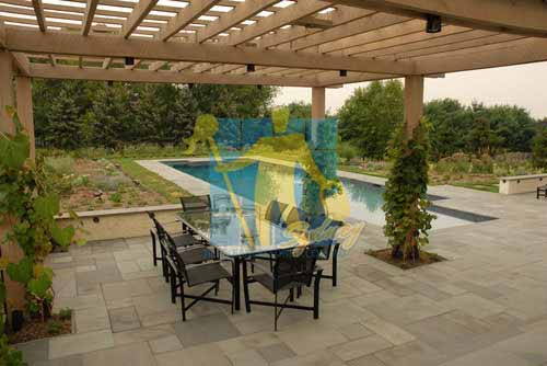 bluestone_tiles_outdoor_around_contemporary_pool_light_copping
