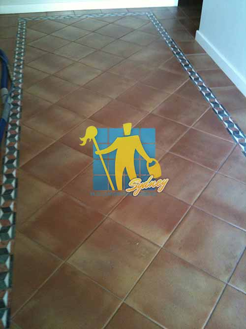 how to get grease from porous ceramic tiles