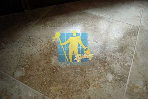 grinding travertine floor