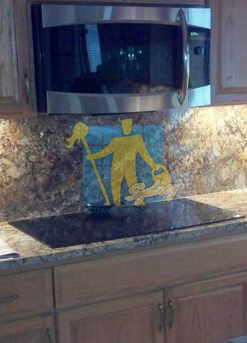 polished granite counter-tops