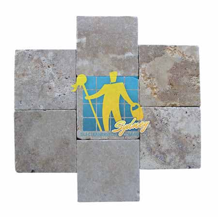 Classic Travertine Pavers