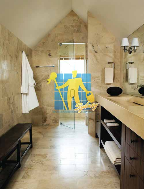 Travertine Tiles Bathroom