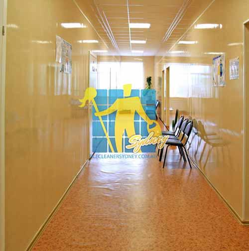 Sealing linoleum floors in sydney for Can you seal vinyl flooring